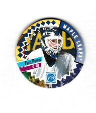 1994-95 Canada Games Hockey Pog #296 Felix Potvin Toronto Maple Leafs