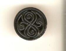 :  ## DOCTOR WHO Enamel Metall- Pin Timelord Symbol Time-Lord Seal Cosplay
