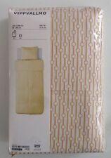 Bettwäsche Ikea VIPPVALLMÖ 140x200 Kopfkissen Bettdecke Bett Decke Kissen Bezug