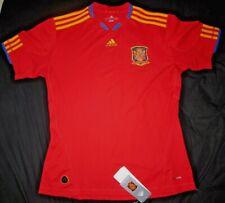 BNWT SPAIN 2010-11 home football shirt Women's M camisa camiseta jersey España