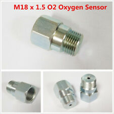 1Pcs O2 Oxygen Sensor Extension Extender Adapter Spacer M18X1.5 Thread Universal