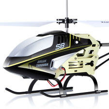 Mini Syma S8 3CH Remote Control RC Helicopter Gyro Model Aircraft Gift Toys RTF