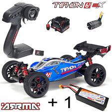 arrma #ar106028 V3 Typhon 6s BLX 4wd 1-8 BUGGY RTR Modelo 2018 + Batería 4s 5400