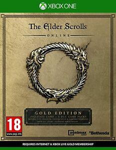 The Elder Scrolls Online Gold Edition (Xbox One)