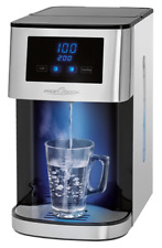 Heißwasserspender Edelstahl Wasserkocher Wasserfilter 4 L Proficook PC-HWS 1145