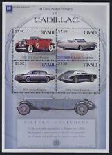 Cars Tuvaluan Stamps