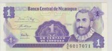 Mazuma *F573 Nicaragua 1991 1 Centavo A/C 6017071 UNC