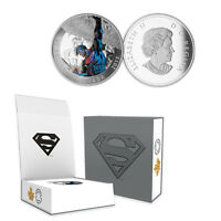 2015 Canada  $20 Superman Action Comics #2, 1 oz. Silver Proof Coin w/OGP + COA