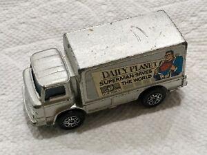 CORGI JUNIORS WHIZZWHEELS Superman Daily Planet Truck