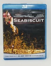 Seabiscuit (Blu-ray Disc, 2009)