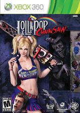 Lollipop Chainsaw Xbox 360 New Xbox 360