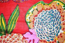 Indian Hand Block Print Cotton Fabric Natural Printed Handmade Sanganeri Vintage