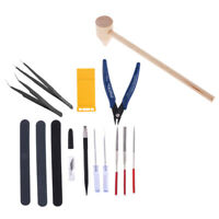 14Pcs/Set Modeling Assembly Basic Tool Kit Screwdriver for Bandai RG Gundam