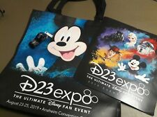 FREE Disney D23 Expo 2019 Reusable Bag and program book w purchase of Lanyard.