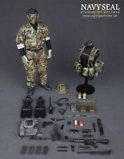 DAMTOYS 1/6 scale US Navy Seal 'Riverine Ops' Rifleman (Woodland) Boxed figure