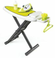 CHILDRENS TOY TEFAL IRON AND KIDS IRONING BOARD SMOBY PLAY SET *QUICK DELIVERY*