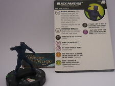HEROCLIX AVENGERS DEFENDERS WAR - #029 Black Panther *UC*