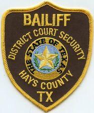 ESPANOLA NEW MEXICO NM MUNICIPAL COURT BAILIFF sheriff police PATCH