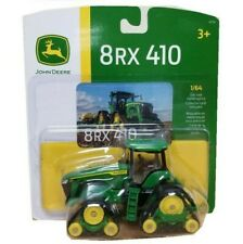NEW John Deere 8RX 410 Track Tractor 1/64 Scale, Die Cast, LP70969