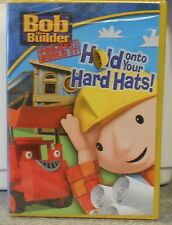 Bob the Builder - Hold On to Your Hard Hats (DVD, 2006) BRAND NEW