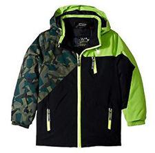 Spyder Boys Mini Ambush Jacket,Ski Snowboarding Jacket, Size 4 Toddler Boys, NWT