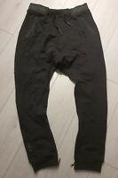 Tigha Herren  Joggingpants Hose Thor Black  Größe M