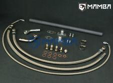 Top mount 98~05 AUDI VW 1.8T transverse GT28R GT30R turbo & water hose kit