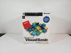 MICROSOFT Visual Basic Professional Edition  Version 4.0 Upgrade For Windows NEW