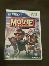 Nintendo Wii Video Game Movie Games 20 Party Blockbusters Rated E