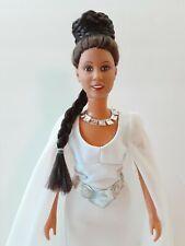 1978 Vintage Kenner Star Wars Princess Leia (Custom) Ceremonial Gown w/stand