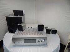 Sony Digital Fm/Am Cinama Sound Theater Receiver & Six Speaker System