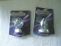 "Lot Of 2 "" NIP "" Concept XT # 23152 "" SPEED "" Hood Ornaments "" GREAT ITEMS """