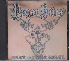 PAGAN RITES - mark of the devil CD