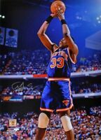 Patrick Ewing Autographed Signed 8x10 Photo ( Knicks HOF ) REPRINT