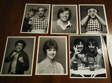 LAVERNE & SHIRLEY ABC TV SHOW 7X9 PHOTO PENNY MARSHALL CINDY WILLIAMS LOT OF 6