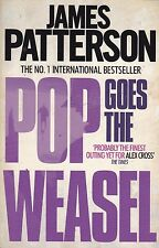 POP GOES THE WEASEL, JAMES PATTERSON, PAPERBACK, BOOK, NEW
