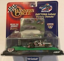 1998 WINNERS CIRCLE - DALE EARNHARDT - DAYTONA 500 VICTORY DONUTS - 1:64 DIECAST