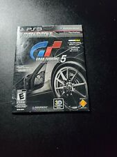 Gran Turismo 5 XL Edition NFR Not for Resale Sony Playstation 3 PS3 NEW SEALED