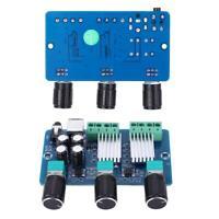 12V Digital Audio Amplifier Board 2.1 Channel 2*15W+30W Stereo Power Amplifiers
