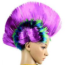 Adult Kids Trolls Poppy Wig Elf/Pixie Princess Cosplay Fancy Costumes Wigs