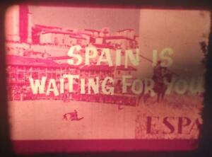 Spain is Waiting For You - 16mm Sound Cine Film 1960's - Ceremonies, Traditions