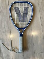 """VINTAGE Voit 6000 Racket Ball- Midsize Racket with Cover /19"""" length"""