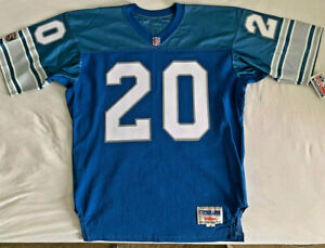 RARE NEW w/ tags Size 48 Authentic Wilson 1990's Lions Barry Sanders Jersey