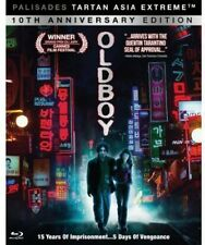 Oldboy [10th Anniversary Edition] Blu-ray Region A