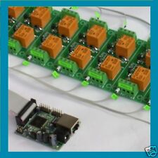 Ethernet Internet 16 Channel Relay Board Ip Snmp Windows Android Software