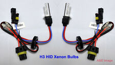 H3 4300K 35W HID Xenon Replacement 2 Bulb for Headlight Head lamps Light White