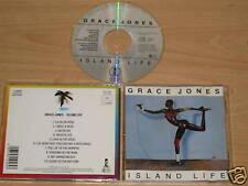 GRACE JONES/ÎLE LIFE (ÎLE 610 584) CD ALBUM