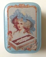 Vintage 1992 NABISCO Cereal National Biscuit Company Metal Tin