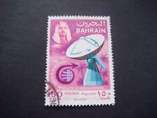 BAHRAIN 1969 Satalite Communications Top Value 150f Used SG 168 CAT £10-50