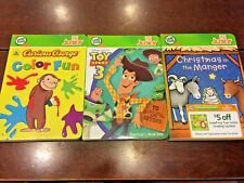 Leap Frog Tag Junior 3 Board Books